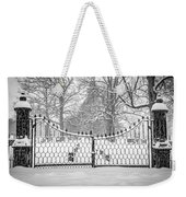 The North Gates Weekender Tote Bag by Kendall McKernon