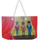 The Nutcrackers Weekender Tote Bag