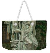 The Offering Statue Weekender Tote Bag