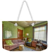 The Old Farmhouse Living Room Weekender Tote Bag