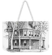 The Old Governors Mansion,  Helena, Montana Weekender Tote Bag