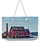 The Paint Factory, Gloucester, Massachusetts Weekender Tote Bag