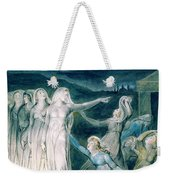 The Parable Of The Wise And Foolish Virgins - Digital Remastered Edition Weekender Tote Bag