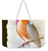 The Passenger Pigeon  Weekender Tote Bag