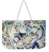 The Perfect Storm Weekender Tote Bag