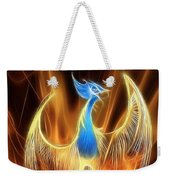 The Phoenix Rises From The Ashes Weekender Tote Bag