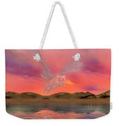 The Pig Who Could Weekender Tote Bag