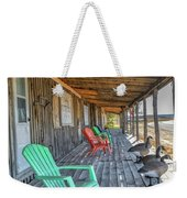 The Porch Weekender Tote Bag
