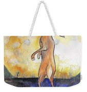 The Rabbit Prince Weekender Tote Bag