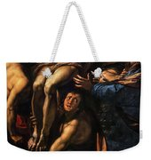 The Raising Of The Cross, 1620 Weekender Tote Bag