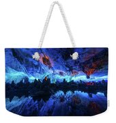 The Reed Flute Cave, In Guangxi Province, China Weekender Tote Bag