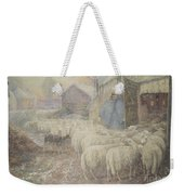 The Return Of The Shepherd Weekender Tote Bag