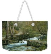 The River Psirzha Weekender Tote Bag
