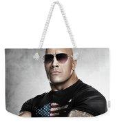 The Rock Dwayne Johnson I I Weekender Tote Bag