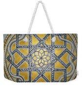 The Roman Mandala At Tomis Weekender Tote Bag