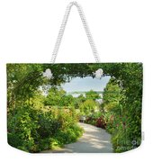 The Scent Of Monet Weekender Tote Bag