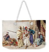 The Seller Of Arms Weekender Tote Bag