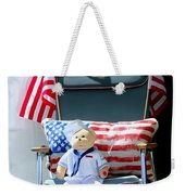 The Ships Captain Weekender Tote Bag