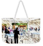 The Shopping Centre Weekender Tote Bag
