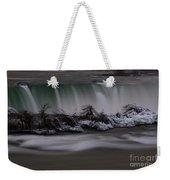 The Silky Horseshoe Falls Weekender Tote Bag