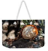 The Sleeping Pumpkinman  Weekender Tote Bag