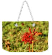 The Spider Lily Weekender Tote Bag
