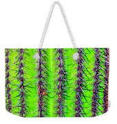 The Spines Of The Cactus Weekender Tote Bag