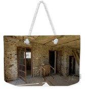 The Stone Jailhouse Interior Weekender Tote Bag