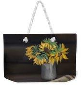 The Sun Flowers  Weekender Tote Bag