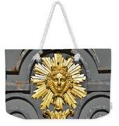 The Sun King Weekender Tote Bag