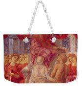 The Temple Of Love Weekender Tote Bag
