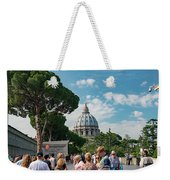 The Tours Weekender Tote Bag