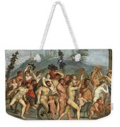 The Triumph Of Bacchus Weekender Tote Bag