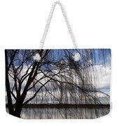 The Veil Of A Tree Weekender Tote Bag
