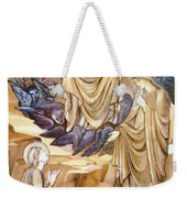 The Vision Of Saint Catherine Weekender Tote Bag