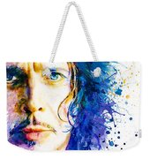 The Voice Of Seattle Weekender Tote Bag