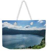 The Volcanic Beach Weekender Tote Bag