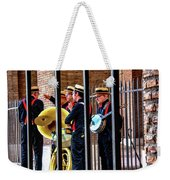 The Wedding Band Weekender Tote Bag