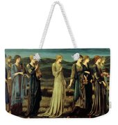 The Wedding Of Psyche 1895 Weekender Tote Bag