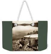 The World At Peace Weekender Tote Bag