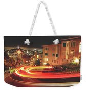 There's Magic In The Night Weekender Tote Bag