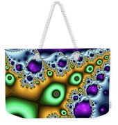 These Eyes Are Green Weekender Tote Bag by Don Northup
