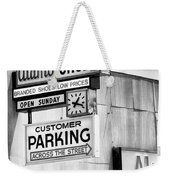These Shoes Alamo Shoes Weekender Tote Bag