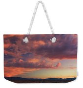They Come In Waves  Weekender Tote Bag by Sean Sarsfield