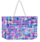 Thought Patterns #5 Weekender Tote Bag