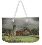 Threatening Skies Weekender Tote Bag by Judy Hall-Folde