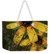 Through The Meadow Grasses Weekender Tote Bag