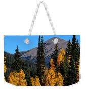 Thunder Mountain Aspens Weekender Tote Bag