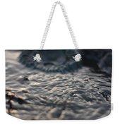 Tide Pool Weekender Tote Bag
