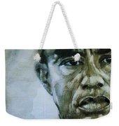 Tiger Woods - On The Road Again  Weekender Tote Bag